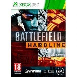 Ea Games Battlefield Hardline X360