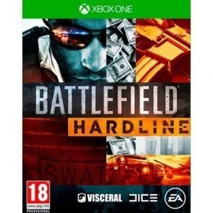 Ea Games Battlefield Hardline Xbox One