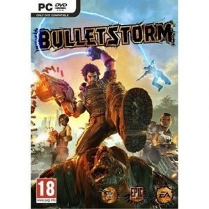 Ea Games Bulletstorm