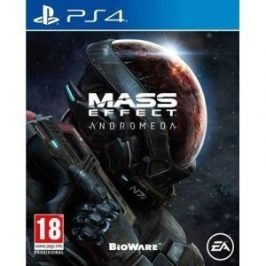 Ea Games Mass Effect Andromeda Ps4