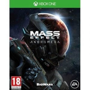 Ea Games Mass Effect Andromeda Xbox One