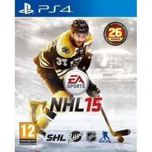 Ea Games Nhl 15 ps4