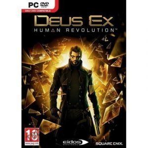 Eidos Interactive Deus Ex 3: Human Revolution Pc