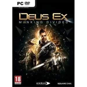 Eidos Interactive Deus Ex: Mankind Divided -day One Edition Pc