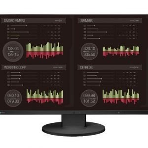 Eizo Flexscan Ev2455 Black 24.1 16:10 1920 X 1200 Ips