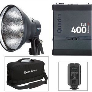 Elinchrom Elb 400 Action To Go