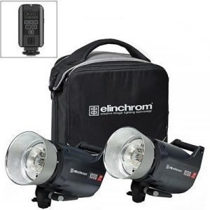 Elinchrom Elc Pro Hd 1000/1000 To Go Set