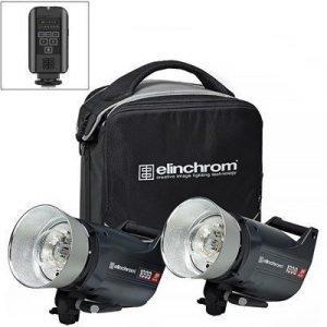 Elinchrom Elc Pro Hd 1000/1000 To Go Set