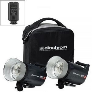Elinchrom Elc Pro Hd 500/500 To Go Set