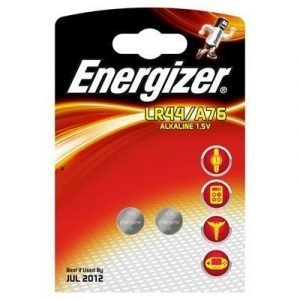 Energizer Battery Alkaline Lr44/a76 1.5v 2-pack