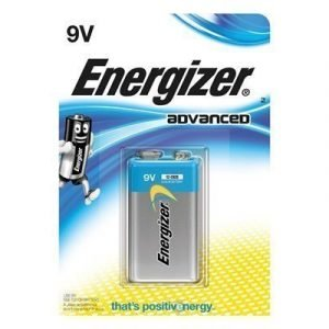 Energizer Battery Eco Advanced 9v/6lr61 1-pack
