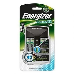 Energizer Charger Procharger Incl 4xaa 2000mah