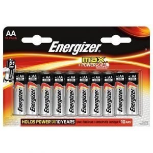 Energizer Max Aa/lr6 16-pack