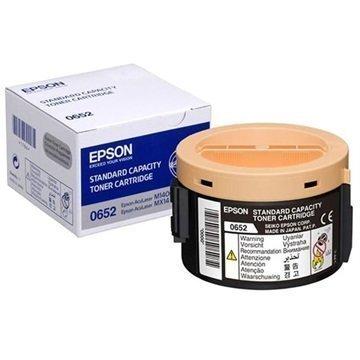 Epson 0652 Toner C13S050652 Musta