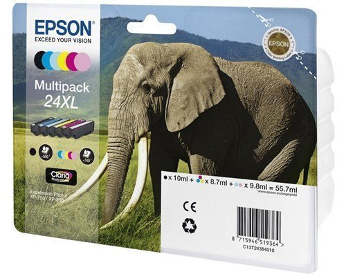 Epson 24xl Multipack