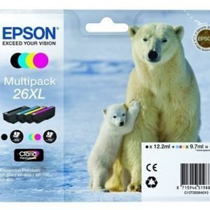 Epson 26xl Multipack