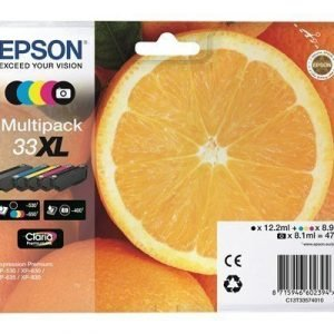 Epson 33xl Multipack