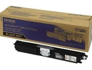 Epson Aculaser C 1600 CX 16 Toner HC C13S050557 Black
