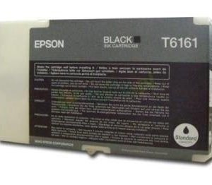 Epson B-300 B-500 DN Inkjet Cartridge T6161 Black