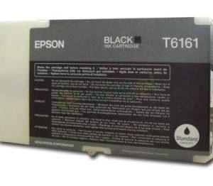 Epson B-300 B-500 DN Inkjet Cartridge T6161 Black