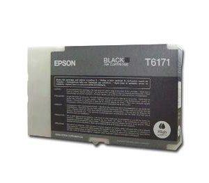 Epson B-500 DN B-510 DN Inkjet Cartridge T6171 Black