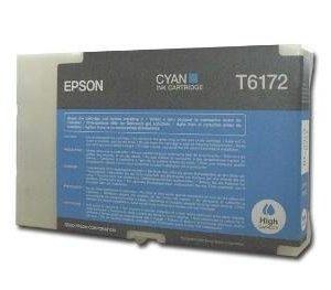 Epson B-500 DN B-510 DN Inkjet Cartridge T6172 Cyan