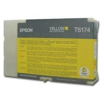 Epson B-500 DN B-510 DN Inkjet Cartridge T6174 Yellow