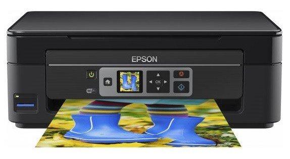 Epson Expression Home Xp 352 Mustesuihkutulostin