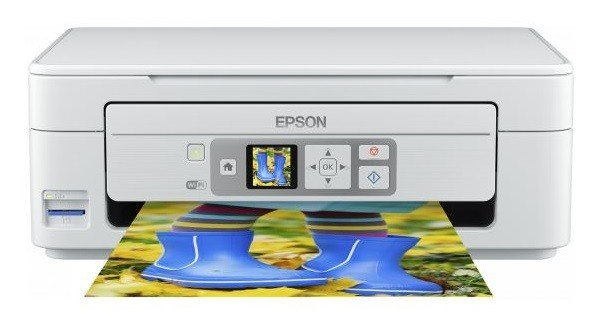 Epson Expression Home Xp 355 Mustesuihkutulostin