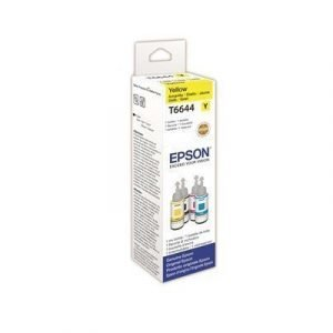 Epson Ink Yellow T6644 70ml Et-2550/et-4550
