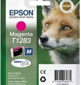 Epson Inkjet Cartridge T1283 Stylus Office BX 305 F Magenta