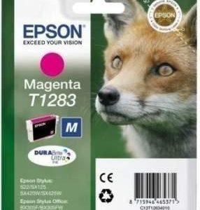 Epson Inkjet Cartridge T1283 Stylus Office BX 305 F Magenta