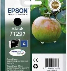 Epson Inkjet Cartridge T1291 Stylus SX 420 W Black
