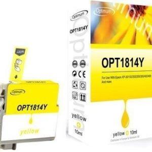 Epson Premium Mustepatruuna - Keltainen 1814Y XL 10 ml