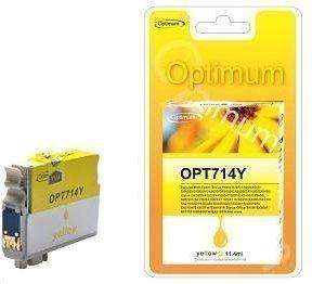 Epson Premium - Mustepatruuna keltainen 11.4 ml