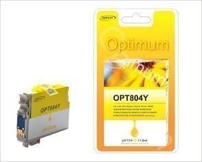 Epson Premium mustepatruuna - Keltainen 11.4 ml