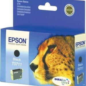 Epson T0711 musta