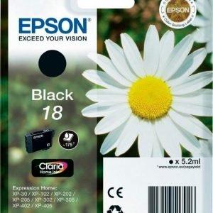 Epson T1801 musta