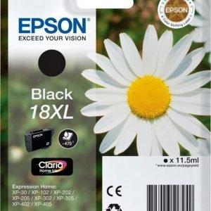 Epson T1811 XL musta