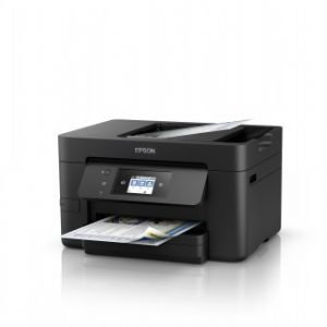 Epson Workforce Pro Wf 3720dwf Mustesuihkutulostin