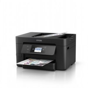 Epson Workforce Pro Wf 4720dwf Mustesuihkutulostin