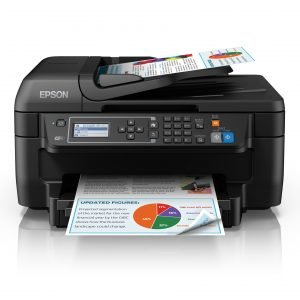 Epson Workforce Wf 2750dwf Monitoimilaite