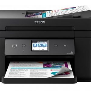 Epson Workforce Wf 2860dwf Mustesuihkutulostin