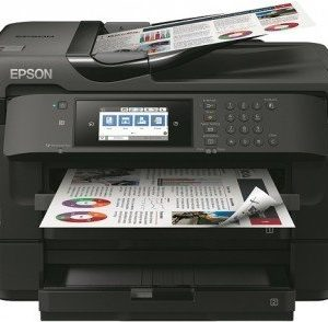 Epson Workforce Wf 7720dtwf Mustesuihkutulostin