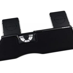 Ergoption Barmouse Professional With Palmrest Rollerbar Musta