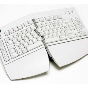 Ergoption Ergosplit Ergonomic Keyboard