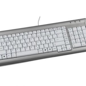 Ergoption Spacesaver Ergonomic Keyboard Graphite