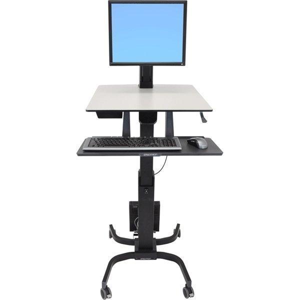 Ergotron Workfit-C tietokonepöytä Single LCD