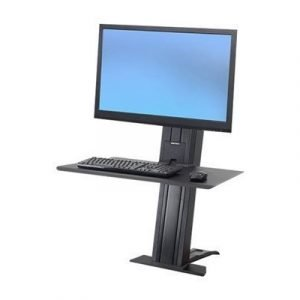 Ergotron Workfit-sr Sit-stand Workstation