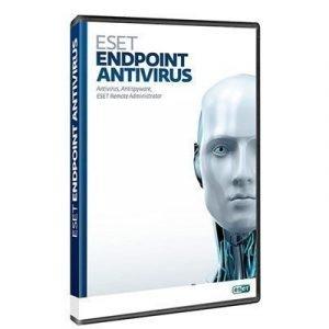 Eset Endpoint Antivirus Tilauslisenssi 5 - 10 Lisenssiä